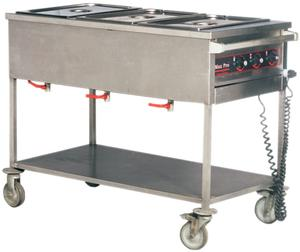 Charriot bain-marie 3GN Image