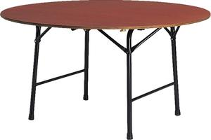 Table ronde 180cm 10 personnes Image